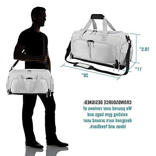 Ultimate Gym The Designed Duffel Optimal Resistant Pouch )
