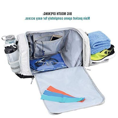 Ultimate The Duffel Bag Optimal Compartments Resistant )