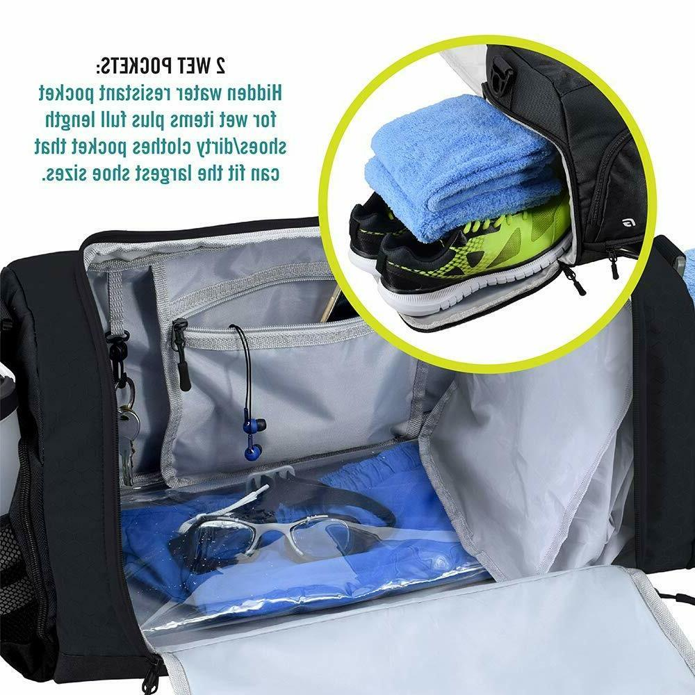Ultimate 2.0: The Durable Duffel with
