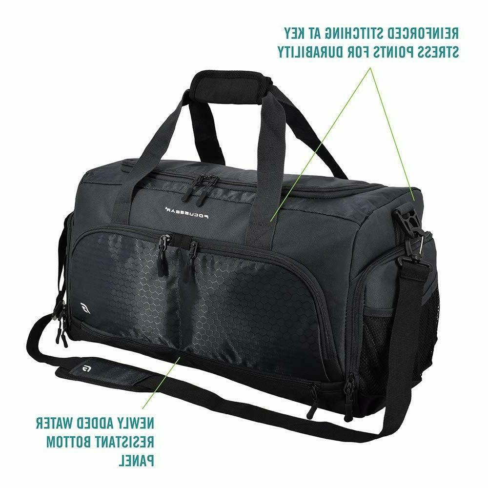 Ultimate Gym Bag 2.0: The Durable Crowdsource Duffel with