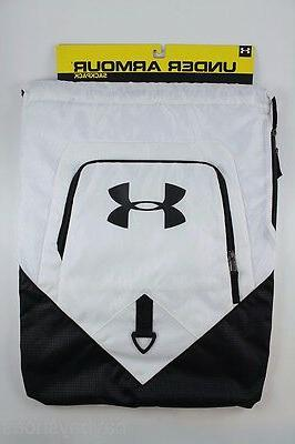 Under Armour® Undeniable White Sackpack
