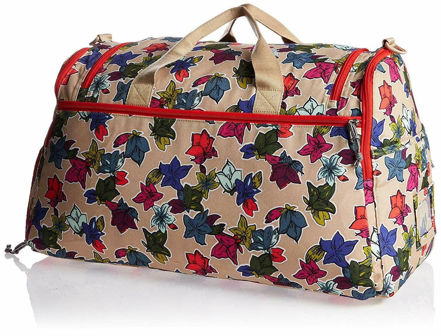 Vera Bradley Lighten Ultimate Gym Bag,