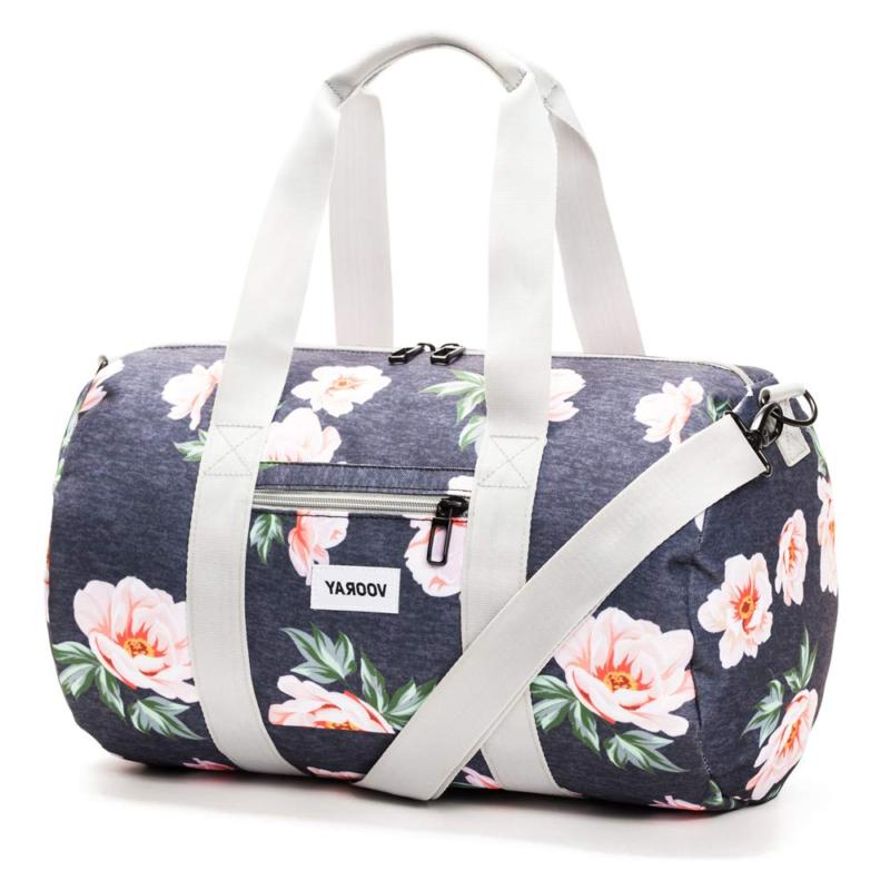 Vooray Gym Floral Navy