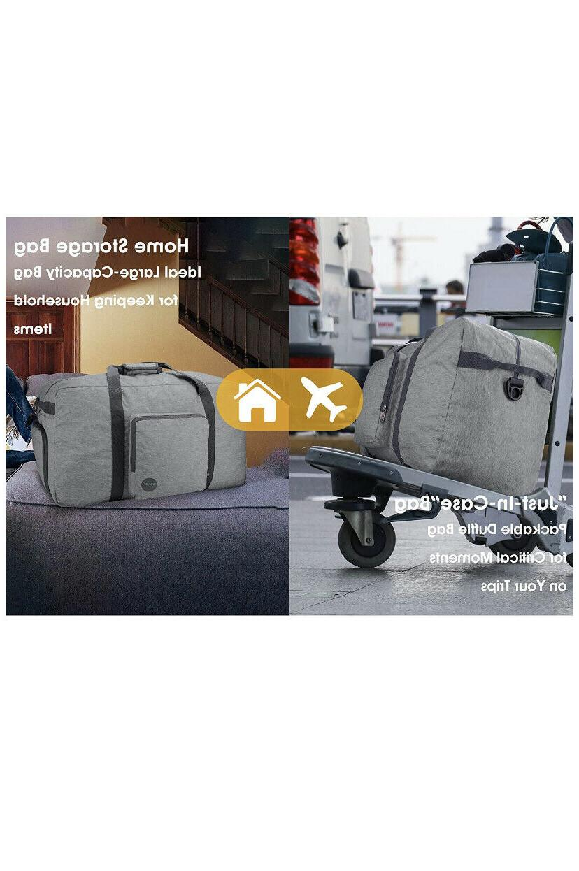 "WANDF 28"" Foldable Bag Sports Luggage"