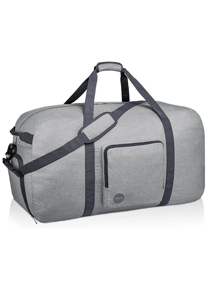 wandf 28 foldable duffle bag 80l travel