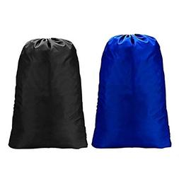 Oniche Travel Laundry Bag 2 Pack Extra Large Laundry Bag 60x