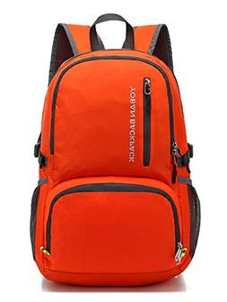 Femaroly Lightweight Folding Backpack Breathable Bicycle Cyc