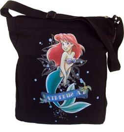 Disney the Little Mermaid Canvas Tote Bag