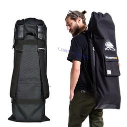 Clothing, Shoes & Accessories Long Skateboard Bag Travel Bag Gym Outdoor Sports Backpack Rucksack Fashion New