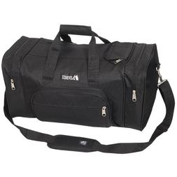 Everest Luggage Classic Gear Bag - Small, Black, Black, One