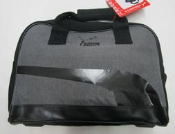 Men's Puma Heritage 2.0 Grip Bag, New Black Gray Sport Life