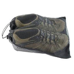 Polyester Mesh Shoe Bag - 11 in x 14 in - SGT KNOTS - Paraco