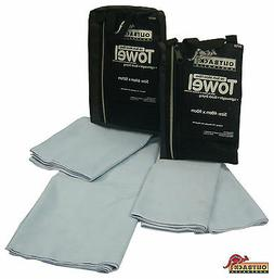 Microfiber Towel Absorbent Suede Quick Dry Sports Gym Camp S
