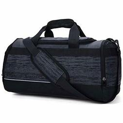 mier 20 inch gym bag with shoe