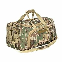 Military Waterproof Duffel Bag Tactical Outdoor Gym Bag Army