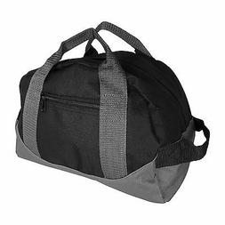 "12"" Mini Two Tone Duffle Bag"