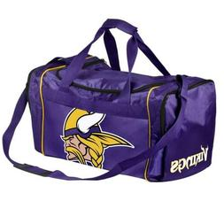* Minnesota Vikings Official NFL Duffel Gym Bag
