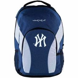 mlb new york yankees draft day backpack