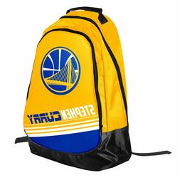 NBA Golden state warriors Stephen Curry Stripe Core Backpack