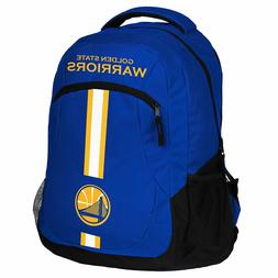 NBA New Golden State Warriors Action Backpack School Book Gy