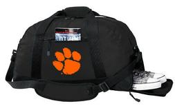 NCAA Clemson University Duffel Bag - Clemson Tigers Gym Bags