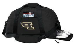 NCAA Purdue University Duffel Bag - Purdue Gym Bags w/ SHOE