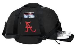 NCAA University of Alabama Duffel Bag - Bama Gym Bags w/ SHO