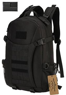 ArcEnCiel Men Tactical Military Molle Gym Bag Badminton Back