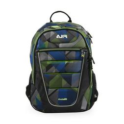 New FILA® Argus 3 Backpack Abstract Triangle School Gym Bag