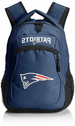 New England Patriots Football Team NFL Youth Primetime Backp
