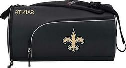 New NFL New Orleans Saints Squadron Premium Duffel Bag / Gym