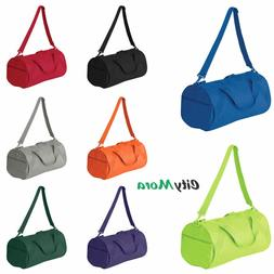 NEW - Liberty Bags Recycled Small Duffle Gym Bag 8 COLORS -