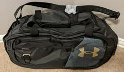 NEW Under Armour Storm Undeniable 4.0 Small Duffel Bag Black