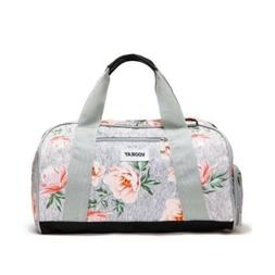 NEW With Tags Vooray Gym Bag - Grey / Floral Print