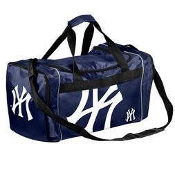 New York Yankees Official MLB Athletic Gym Duffle Bag by For
