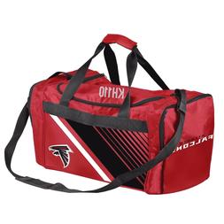 NFL Atlanta Falcons Gym Travel Luggage Duffel Bag