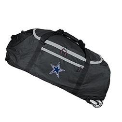 dc744556fc NFL Dallas Cowboys Crusader Collapsible Duffel, 36-inches