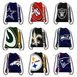 NFL Team Drawstring backpack / Gym bag