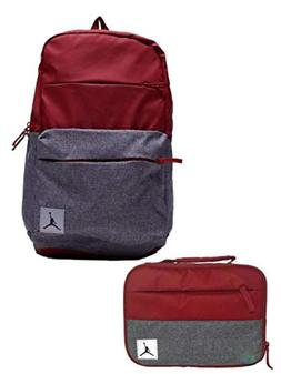 Nike Jordan Jumpman Backpack & Matching Insulated Lunch Tote