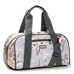 NWT VOORAY Burner Gym Duffel Bag with Padded Phone Pocket In