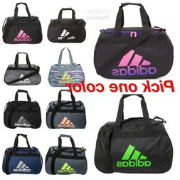 61b9661a36 NWT ADIDAS Diablo Small Duffel Gym Bag Travel Bag --Pick Col