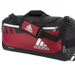 fe003ceed4 NWT ADIDAS TEAM ISSUE DUFFEL BAG HEAVY D..