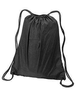 Liberty Bags Large Nylon Drawstring Backpack