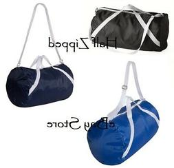 Liberty Bags Nylon Roll Bag FT004 Gym Sports Duffel Bag 18x1