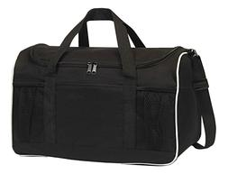 Overnight Duffle or Gym Bag. Sturdy Polyester - ON SALE