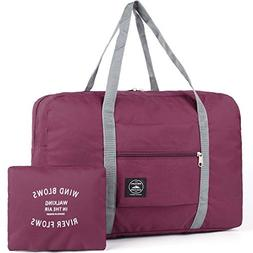Narwey For Spirit Airlines Foldable Travel Duffel Bag Tote C