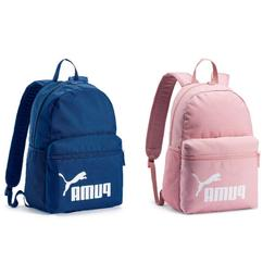 Puma Phase Classic Backpack Bag School Sports Gym with Padde