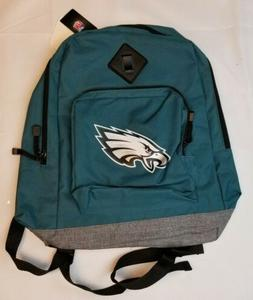 Philadelphia Eagles BackPack Back Pack Book Bag NEW Work Sch