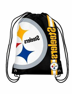 Pittsburgh Steelers Drawstring Bag NFL Football Licensed Gym