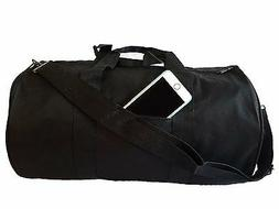Polyester ROLL Duffle Duffel Bag Travel Gym Carry-On